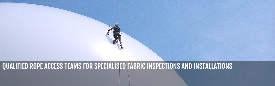 Velaplan Ptfe Amp Etfe Inspections And Maintenance